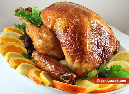 The Christmas Turkey