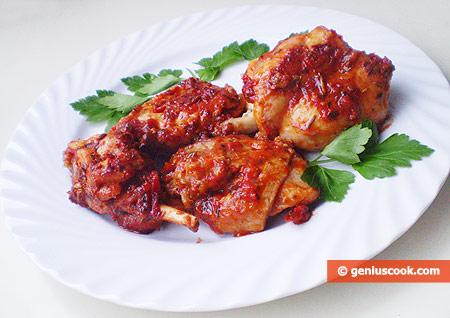 Rabbit with Piquant Sauce