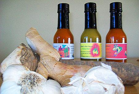 Hot Sauces from Nolan Bebber