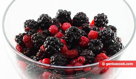 Berries to Make Men Healthier