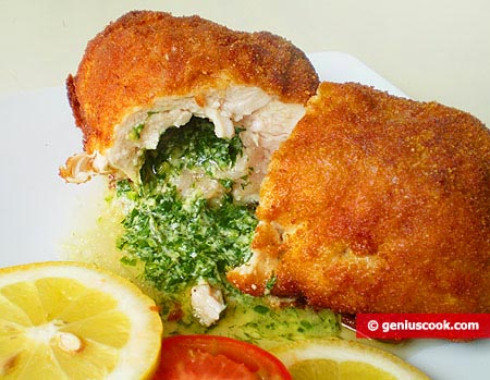 Famous Chicken Kiev