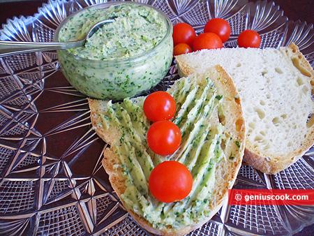 Aromatic Green Butter