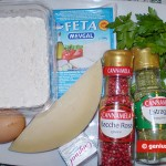 Ingredients for Cheese Donuts