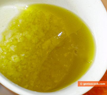 Fragrant Garlic Oil