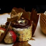 Most Expensive Golden Chocolate Cake
