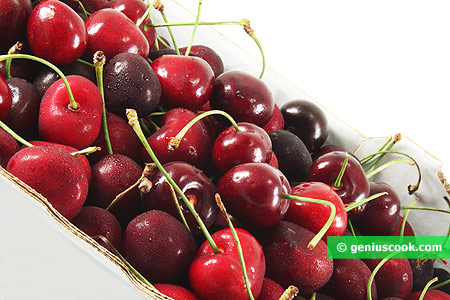 Sweet Cherry for Sorbet