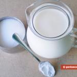 Ingredints for Dulce de Leche