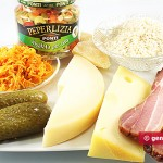 Ingredients for Italian Rice Salad