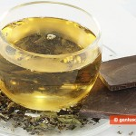 Green Tea and Chocolate