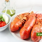 Ingredients for Catalonian Lobsters