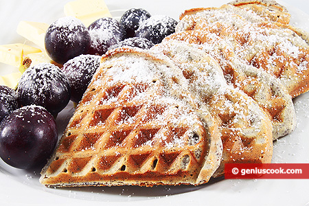 Poppy Waffles