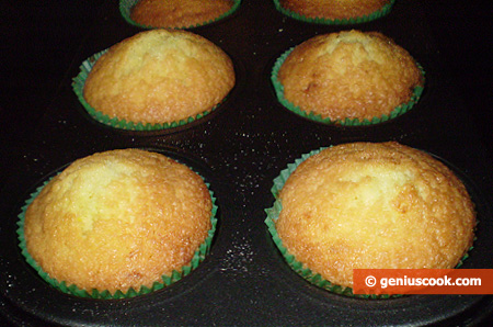Cupcakes into form