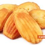 Madeleine Cookies