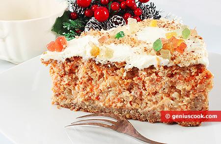 "Piece of Cake ""Pumpkin Pastiera"""