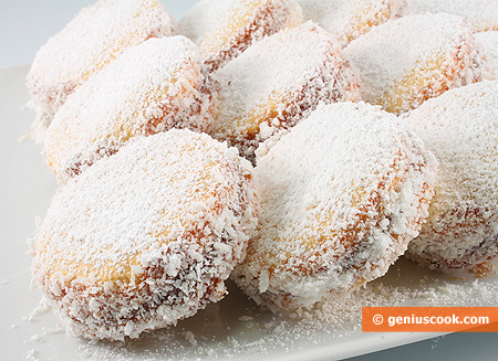 Argentine Cookies Alfajores