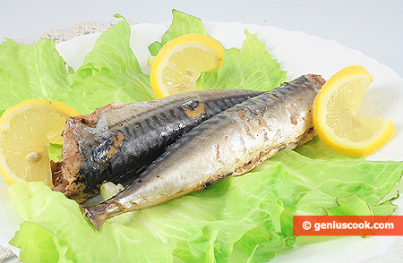 Steamed Spicy Mackerel