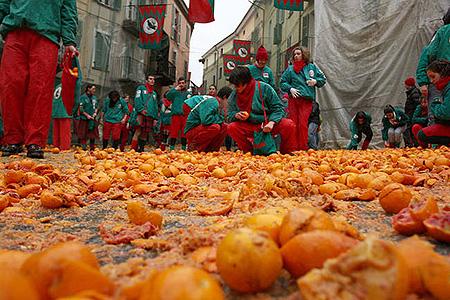 Orange Battle