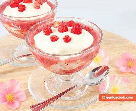 Strawberry Dessert with Ricotta