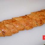 baguettes cut into pieces