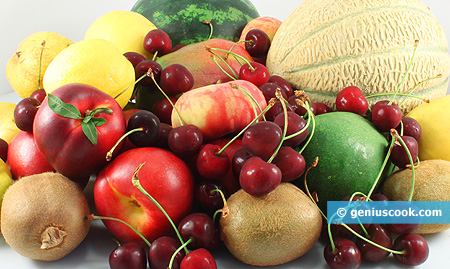 Fruits Protect from Cancer