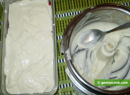 milk ice-cream