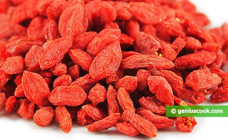 Salubrious Gogi Berries