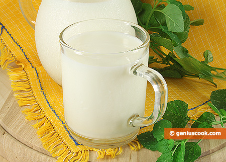 Mint Milk