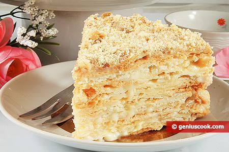 The Napoleon Cake