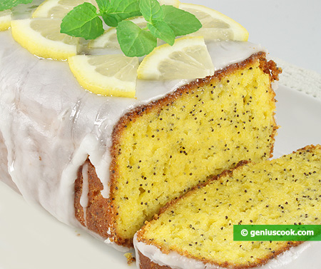 Lemon and Poppy Cake