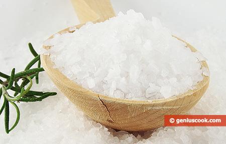food sea salt