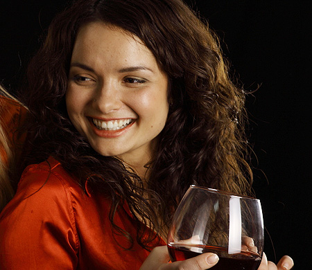Wine Inhibits Depression