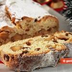 Almond Christmas Stollen
