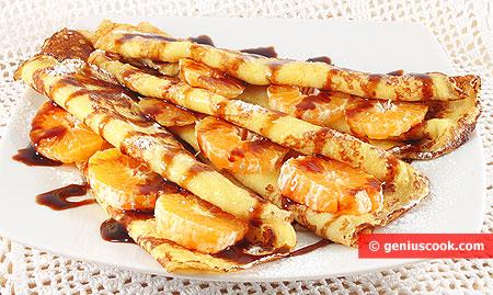 French Pancakes (Crêpes)