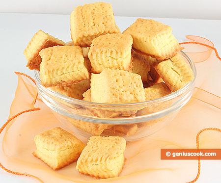 Yoghurt Cookies