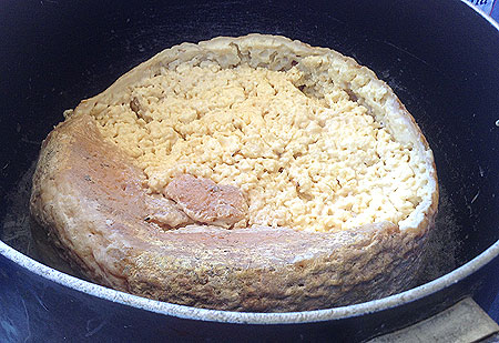 Casu Marzu, the Most Dangerous Cheese