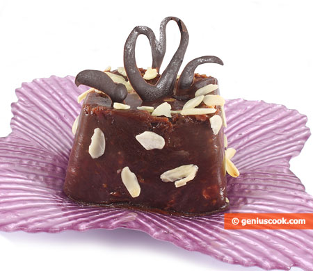 Chocolate & Prune pudding