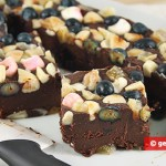 Rocky Road Chocolate Brownies