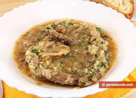 Ossobuco alla Milanese, Traditional Dish