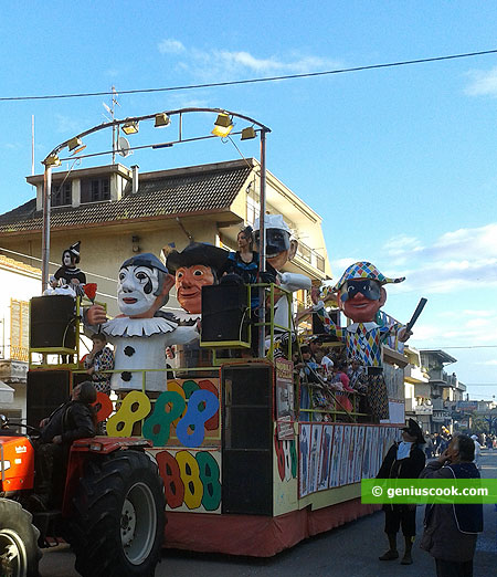 carnival carriage