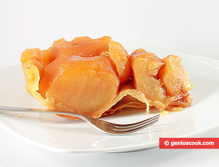 Piece of Tarte Tatin