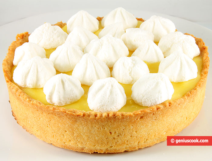 Lemon Tart with Meringue