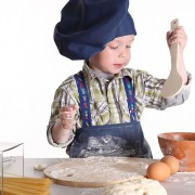 Mediterranean diet useful for children