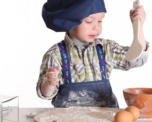 Mediterranean diet useful for children