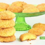 Coconut Cookies without flour