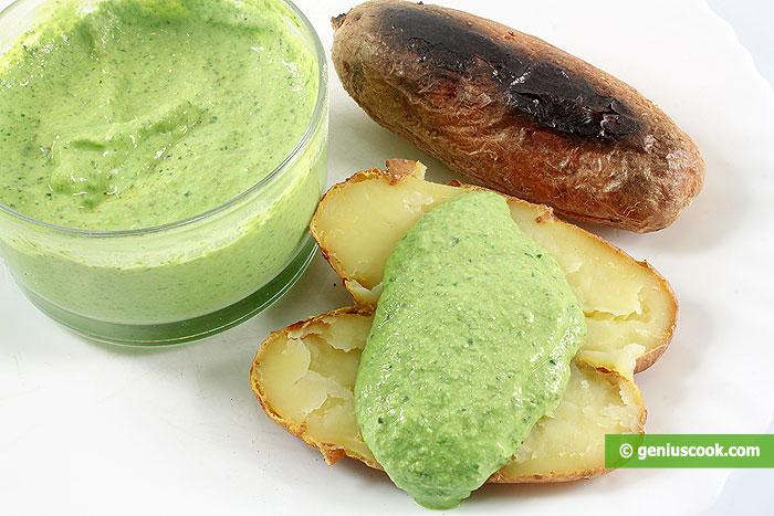 Frankfurt Green Sauce