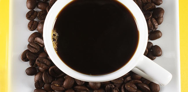 Coffee against Alzheimer's disease