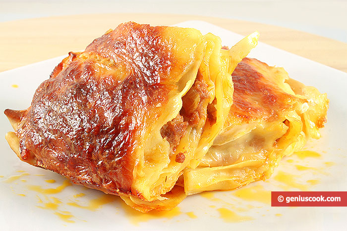 Bauletti with Meat