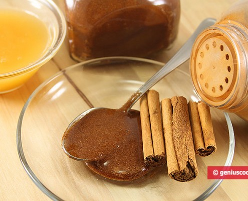 Cinnamon with Honey