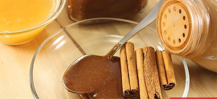 Cinnamon with Honey