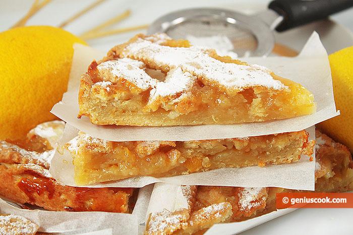 Delicate Lemon Tart